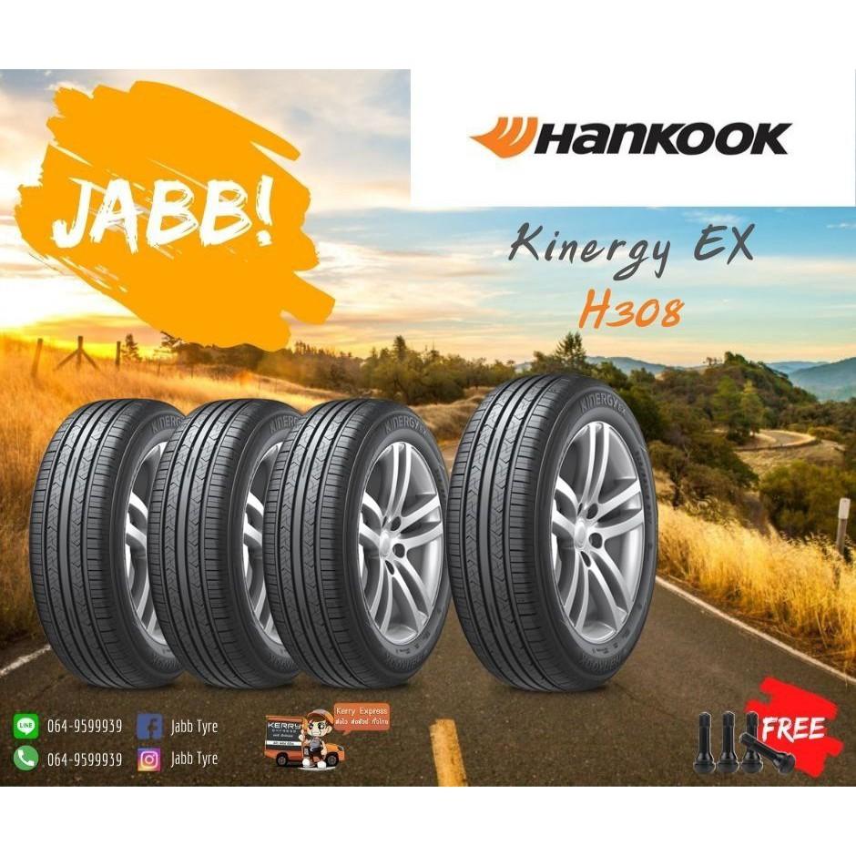 185/65R14 HANKOOK Kinergy EX (H308) ปี20 จำนวน 1 เส้น