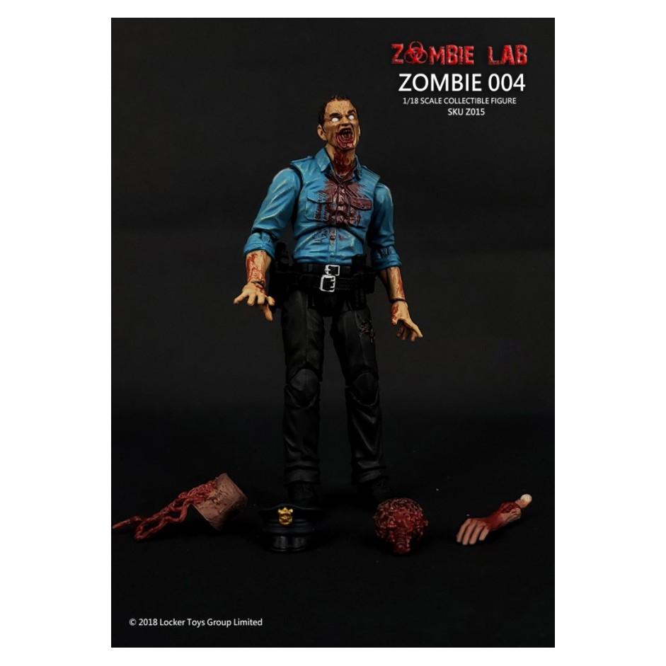 №❶1/18 Figure - Zombie Lab - Zombie 004 YFPW