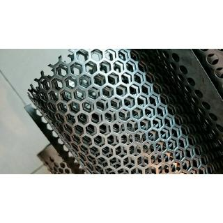 """t-304 Stainless Steel Mesh-304 Mesh #4 .047 Stainless Steel Wire Mesh 6/""""x 18/"""""""