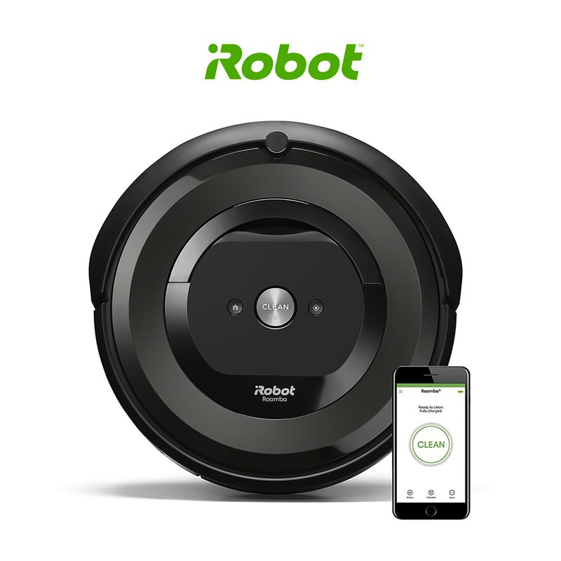 iRobot Roomba e5 หุ่นยนต์ดูดฝุ่นอัตโนมัติ -