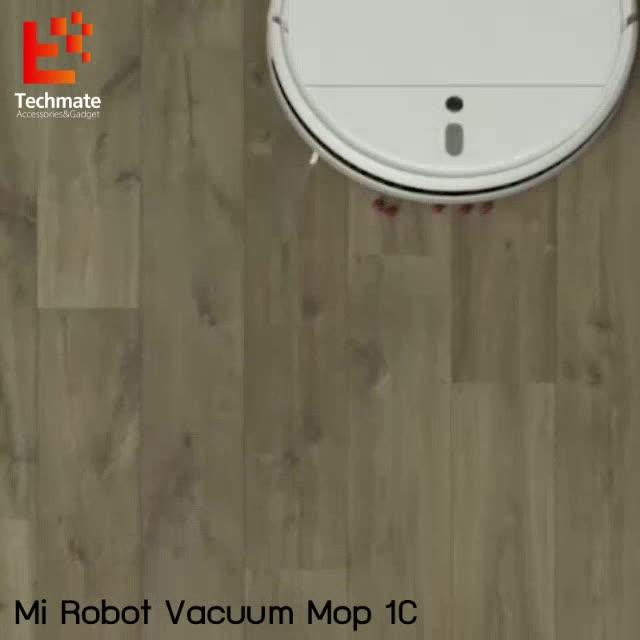 [เหลือ 5440 code ZKMS2NSC] Xiaomi Mi Mijia Robot Vacuum Mop 1C cleaner Sweeper หุ่นยนต์ดูดฝุ่นอัตโนมัติกำจ