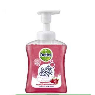 เดทตอล เจลล้างมือ Dettol อนามัยกำจัดแบคทีเรีย 99.99%  เดทตอลเจลล้างมืออนามัยสูตรหอมสดชื่น