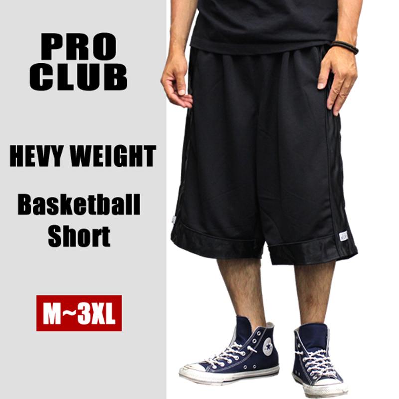 กางเกง hiphop อเมริกันPROCLUBฮิปฮอปถนนหลวมสบายๆกีฬาบาสเกตบอลกางเกงผู้ชายกางเกงอเมริกันตัดHipHopผู้ชาย- x92r