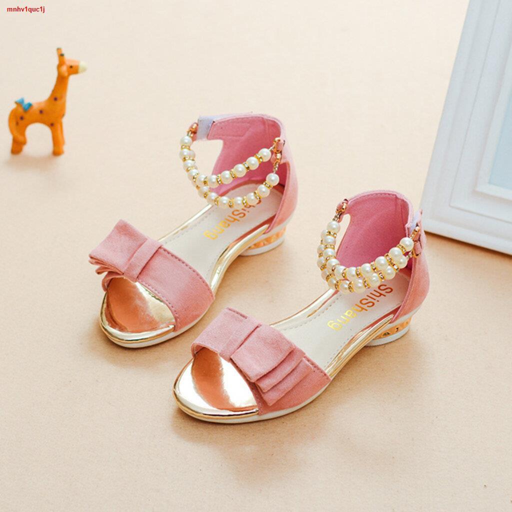 Lowest price✙●✔shoe1421- รองเท้าเด็ก รองเท้าคัชชูเด็กเล็ก รองเท้าคัชชูเด็กโต (ยาว=ความยาวพื้นในรองเท้า) รองเท้าออกงานเ