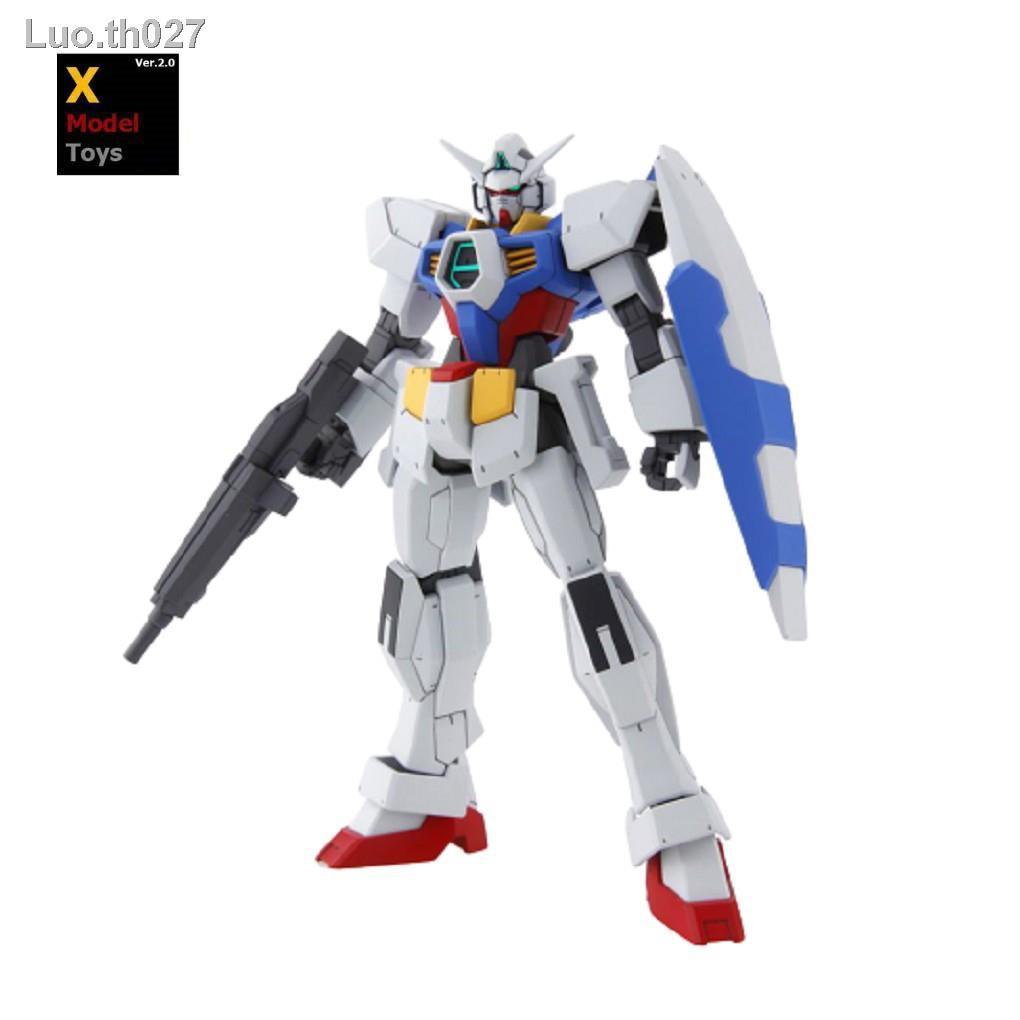 เตรียมจัดส่งBandai HG AGE Gundam AGE-1 Normal: 739 Xmodeltoys1