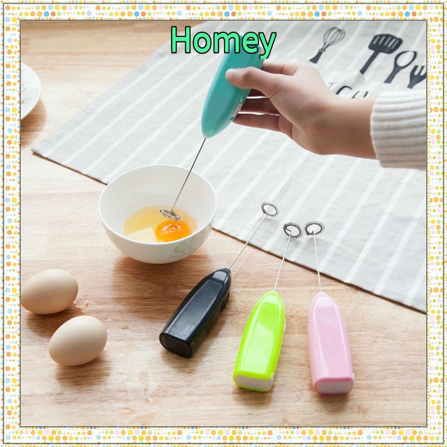 (พร้อมส่ง)  อุปกรณ์ตีฟองนม Frother Foamer  ที่ตีฟองนมไร้สาย เครื่องตีฟองนมไฟฟ้า ตีฟองนม ตีไข่ Milk Frother  อุปกรณ์ตีฟองนมสำหรับทำกาแฟ / New egg beater, hand-held electric milk beater, goat milk coffee mixer, milk bubbler, electric mixing rod
