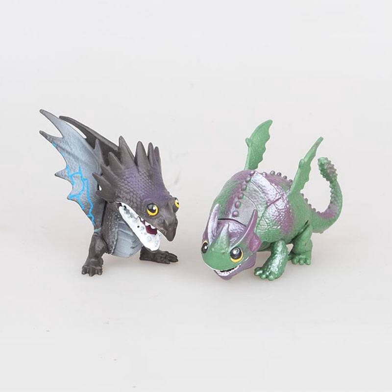 Image # 3 of Review ฟิกเกอร์ How To Train Your Dragon 3 Toothless Fury 13 ชิ้น