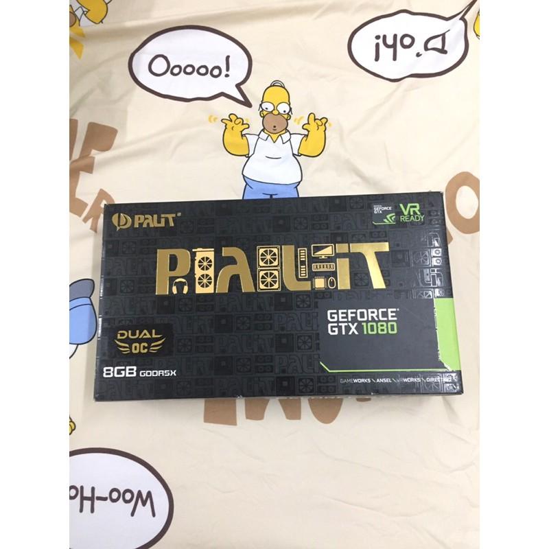 GTX1080 8GB PALIT มือสอง