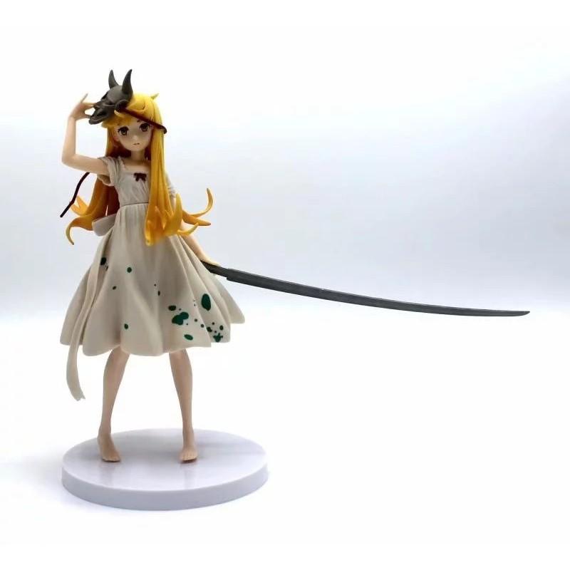 ฟิกเกอร์ exq prajna Oshino Shinobu PVC Action Figure