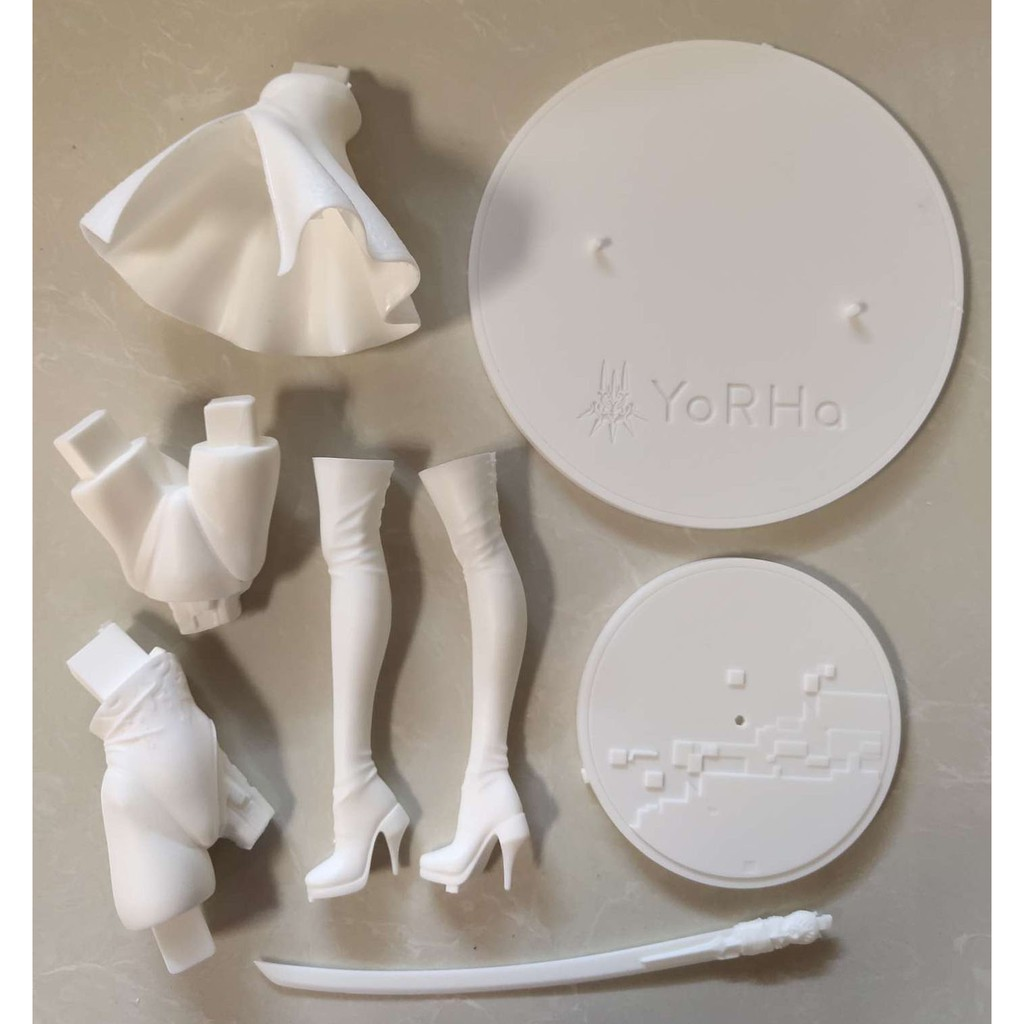 ✚☸❈Garage-Kit 2B Resin Model 1/6resin-Figure-Kit No.2 Neil Era B-Type Kitmechanical Yuerha