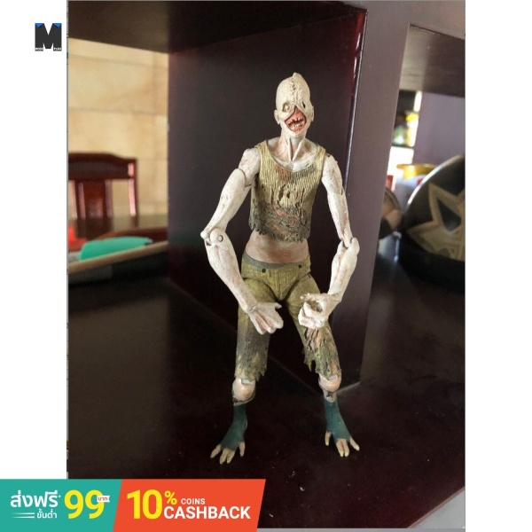 (In Stock)Original NECA Garage Kit 7'' Bio Shock Dead Walker Joints Doll Action Figure Collectible Model Toy for gifts(L