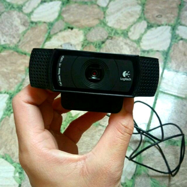กล้อง Logitech c920 HD Pro Webcam