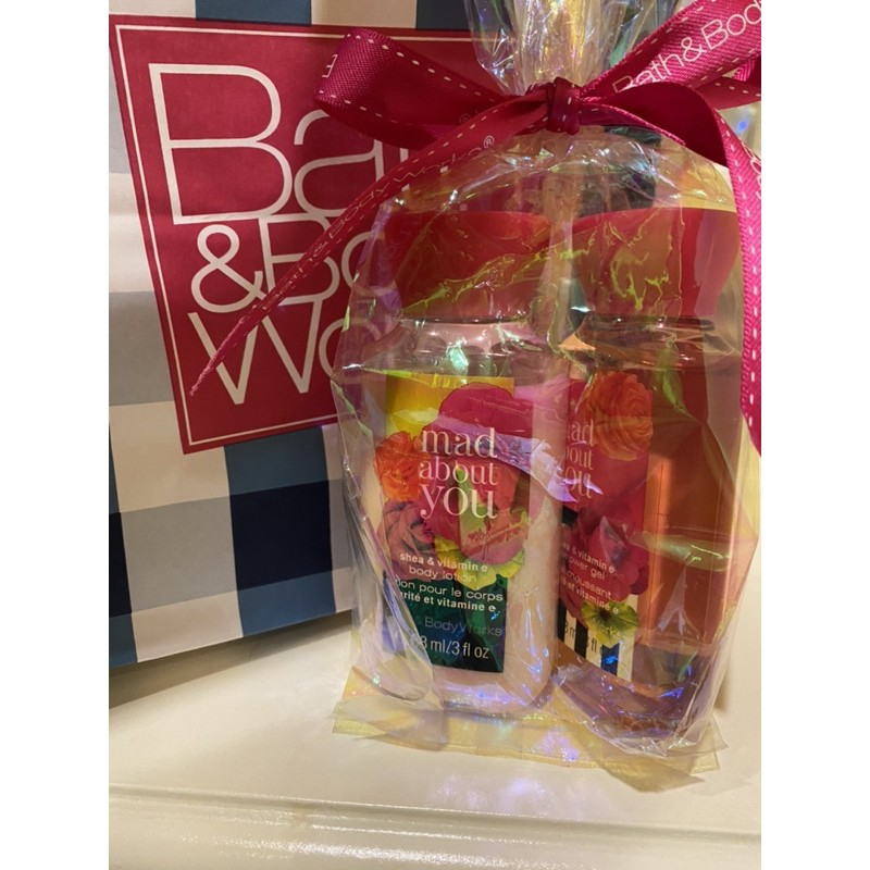 Bath & Body Work - Mad About You new set!!