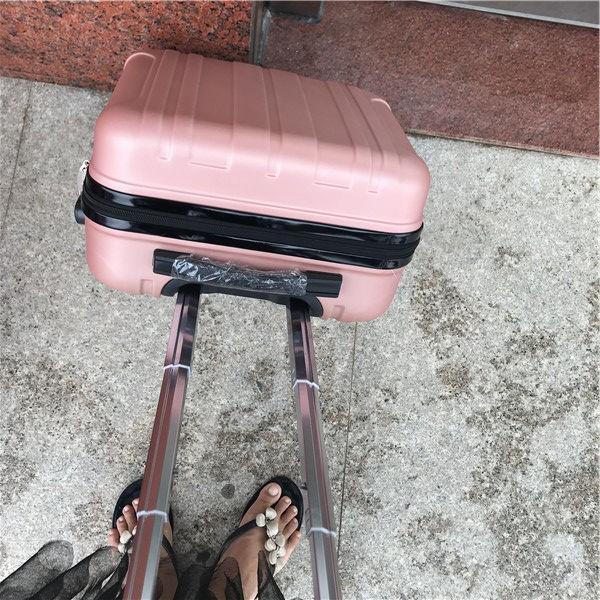 ▩✲✘กระเป๋ารถเข็นเด็กเล็ก 14 นิ้ว, กระเป๋าเดินทางใบเล็กหญิง 18 นิ้ว 16 กระเป๋าเดินทางมินิกระเป๋าเดินทางชาย