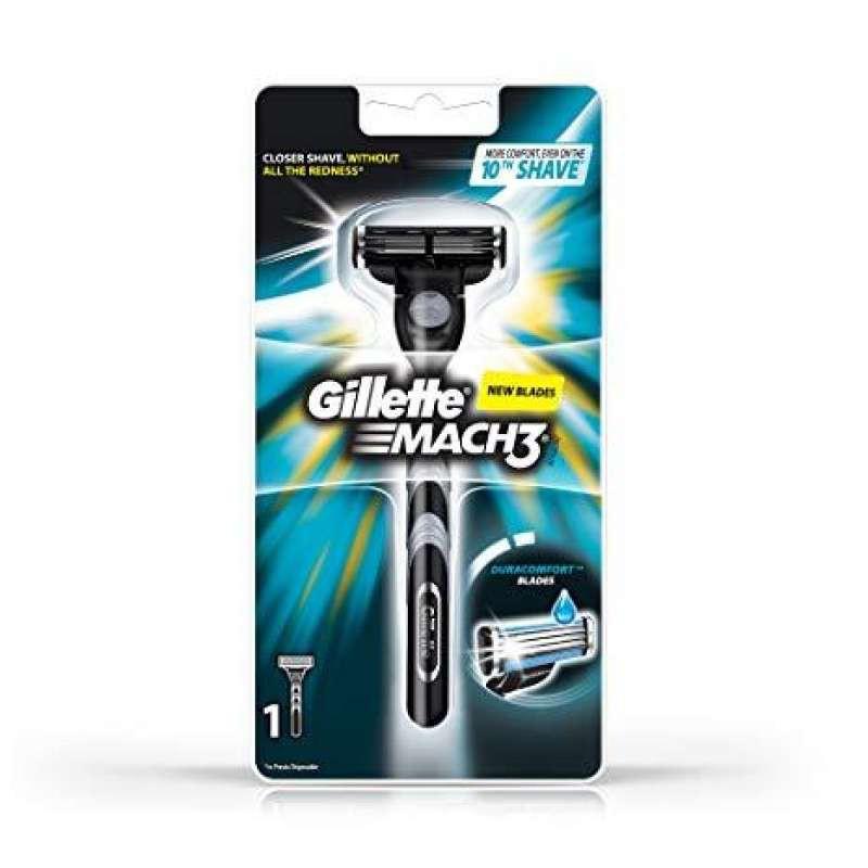 (ส่งฟรี)Gillette MACH 3 RAZOR