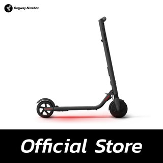 [Official Store] Segway Ninebot สกู๊ตเตอร์ไฟฟ้า รุ่น Ninebot Kick Scooter ES2 (2020 Edition) - สี Dark Gray
