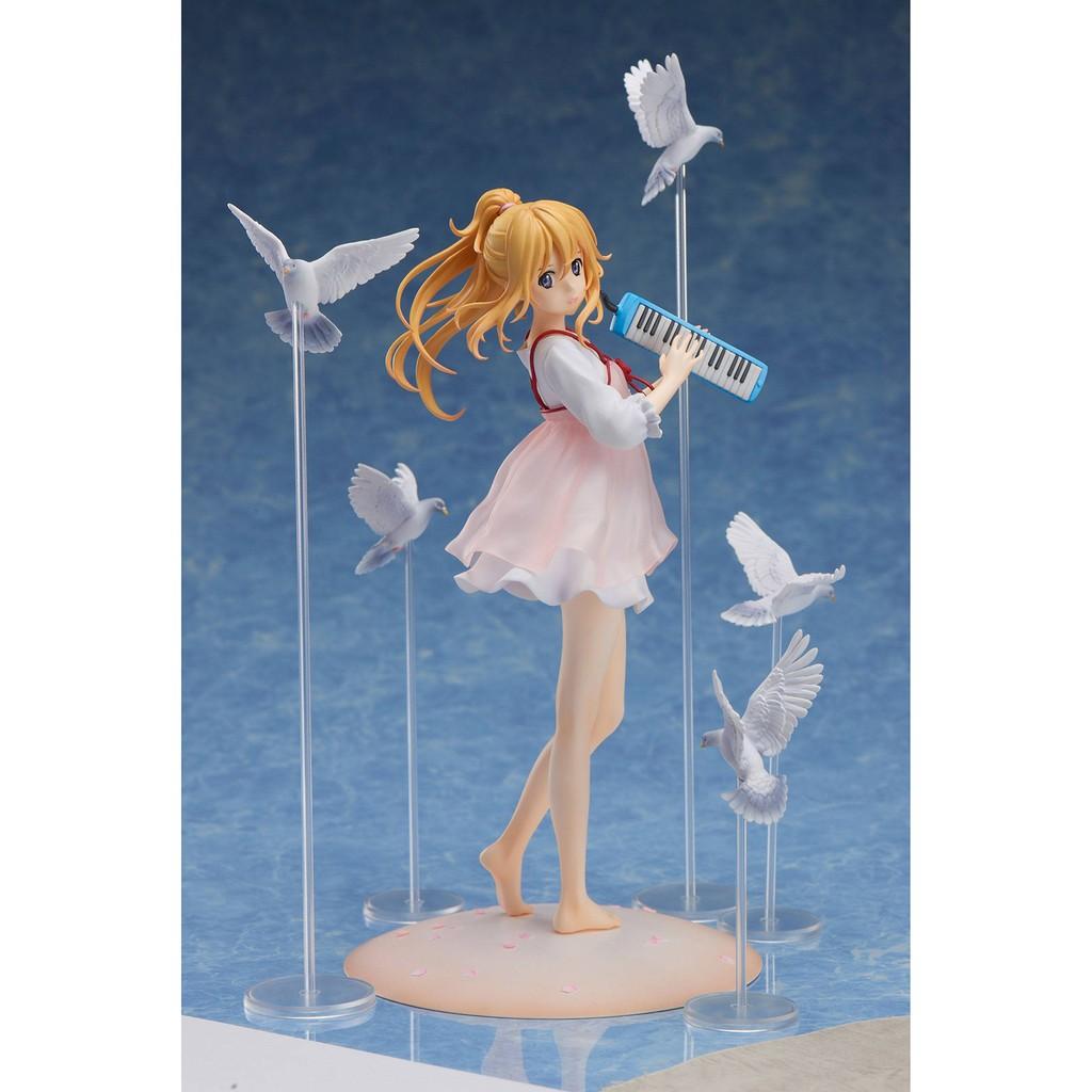 ทบทวนFigure ฟิกเกอร์ Model โมเดล Your Lie in April เพลงรักสองหัวใจ Kaori  Miyazono คาโอริ มิยาโซโนะ