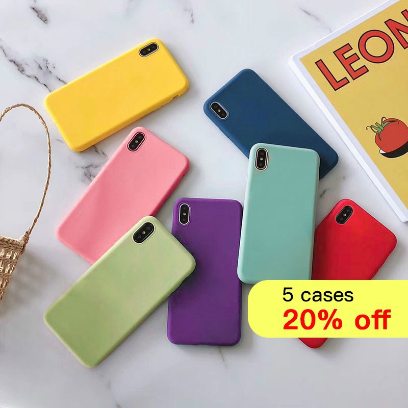 Candy-colored silicone mobile phone case Samsung J2 J2Pro J4Prime J6Plus A6 A7 A9 A9Pro 2018 J4 Plus J415 A6 A730 A750 A750F luxury candy-colored mobile phone soft case
