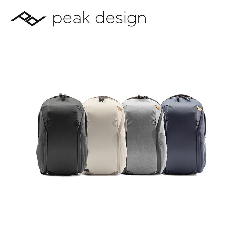 การออกแบบสูงสุดpeakdesignกระเป๋าเป้สะพายหลังทุกวันซิป15L 20Lเดินทางทุกวันกระเป๋าเป้สะพายหลังความจุขนาดใหญ่กระเป๋ากล้องป้