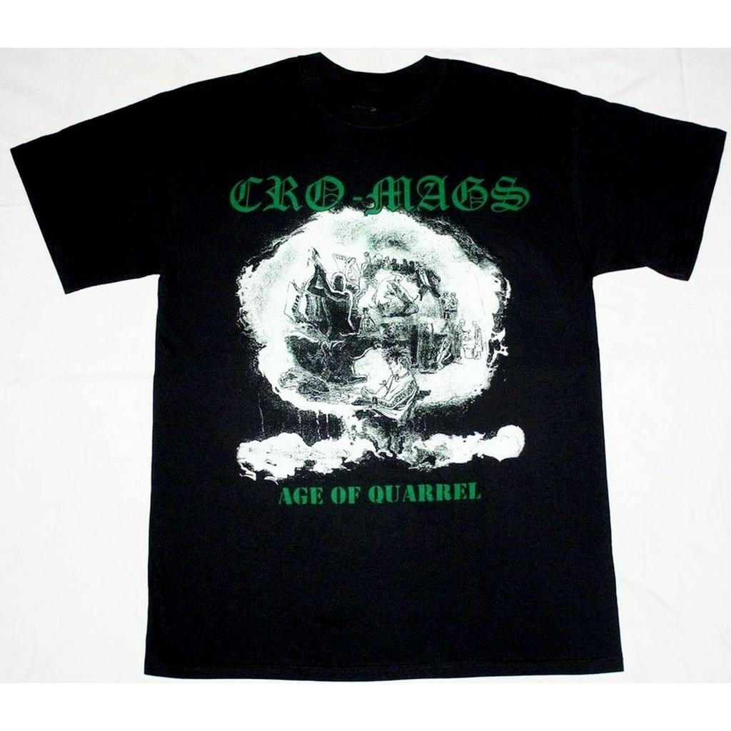 เสื้อยืดลายกราฟฟิก Zzh Cro - Mags