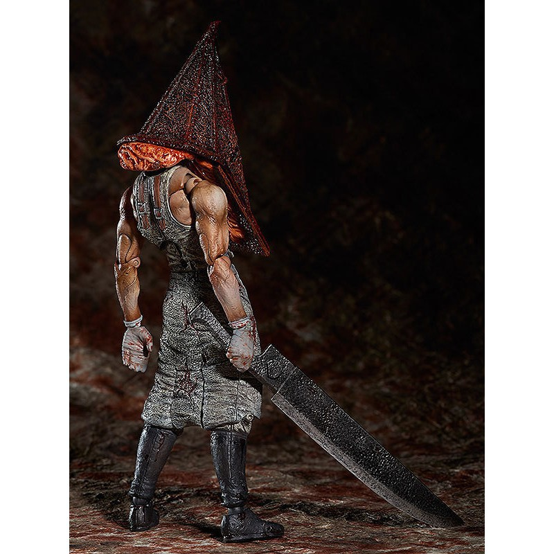 FIGMA #SP-055 ACTION FIGURE VER SILENT HILL 2// FIGURA RED PYRAMID THING 15 CM