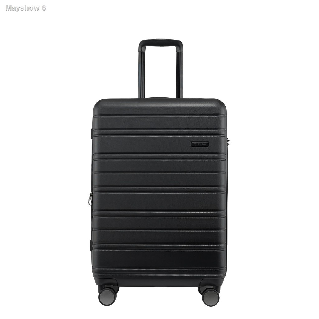พร้อมสำหรับการจัดส่🔥Hot Sale🔥☒MOOF49 | Ginza Light Luggage 20 / 24 29 inch กระเป๋าเดินทางรุ่น ล้อลาก 4 ล้อ มี TSA ขนา1