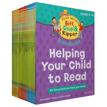 Oxford 25 Books Helping Your Child to Read Girl Story Books bWAB