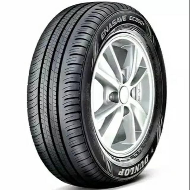 ยางล้อรถ 185 / 55 R15 Dunlop Enasave Ec300 +