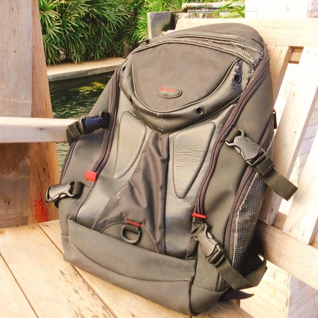 Targus Backpack กระเป๋าเป้ กระเป๋าเดินทาง