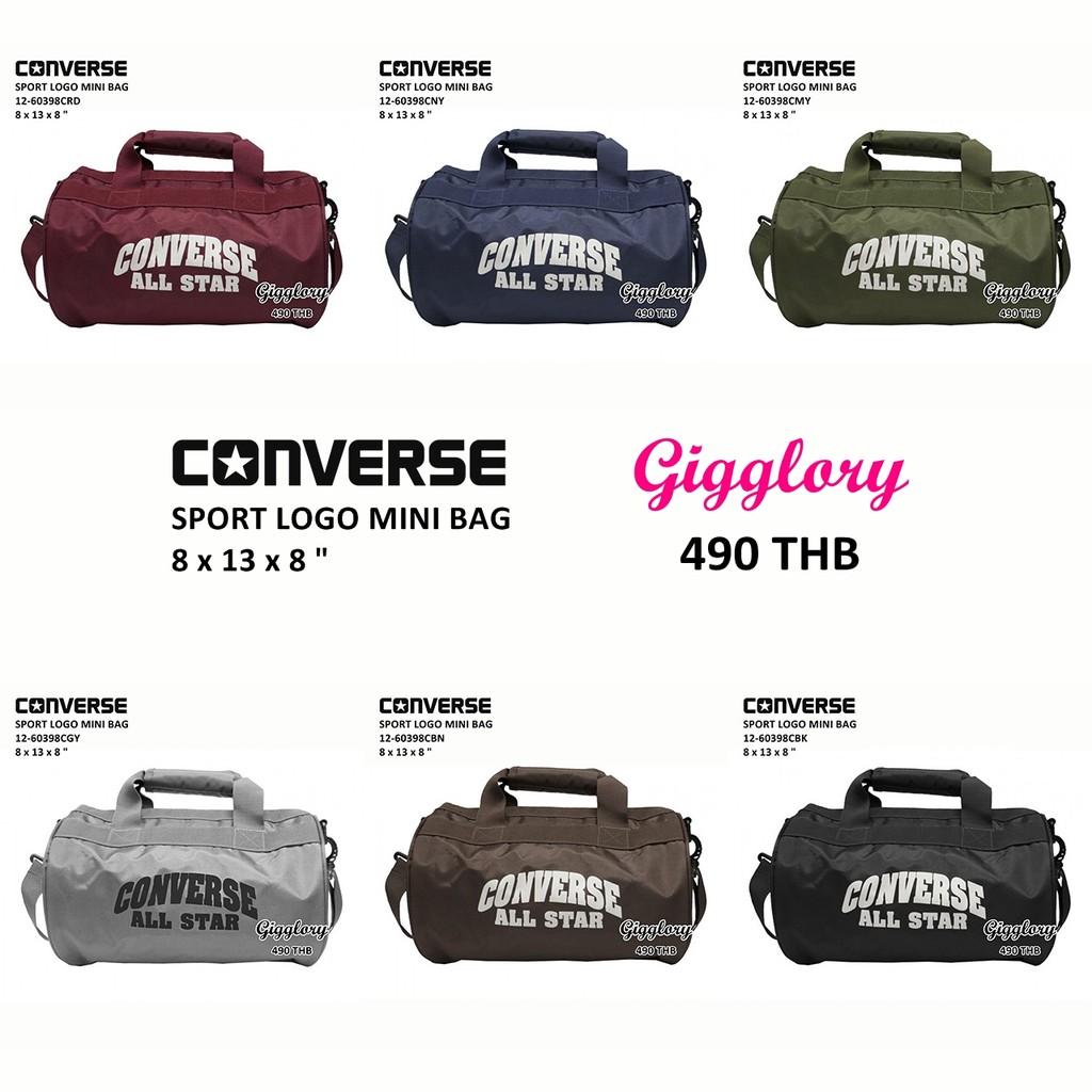 573b369d55 กระเป๋า Converse Sport Logo Mini Bag ของแท้