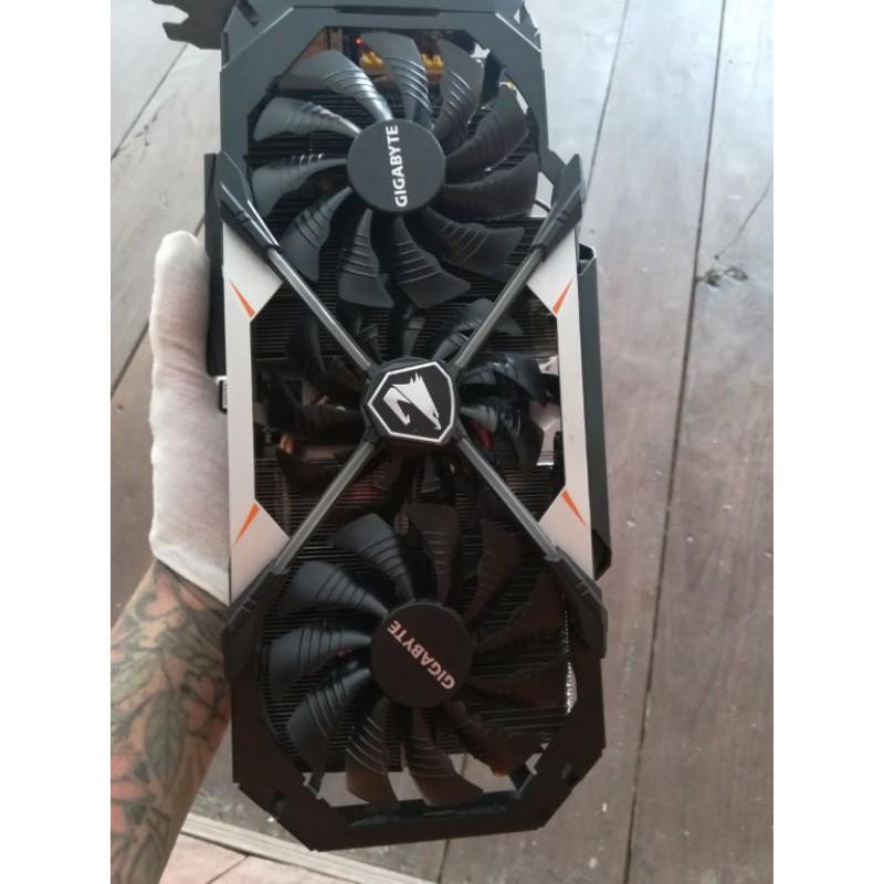 การ์ดจอ Gigabyte Aorus Geforce GTX 1070 8g OC