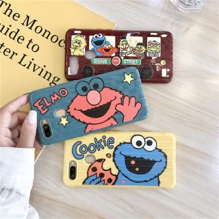 Review Redmi Note 8 7Pro  7 4 4X 5 5PRO 5APrime Redmi 5A 7 6A 4A 4X 5Plus Y3 Y1 Cute Sesame Cartoon Soft เคส