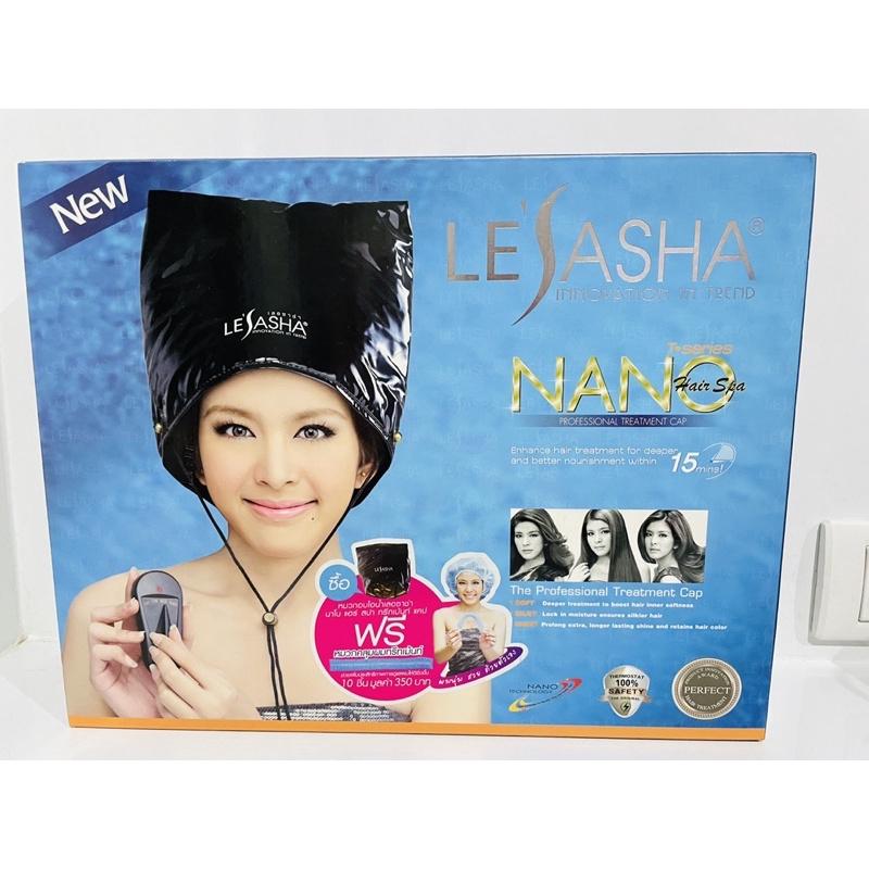 lesasha หมวกอบไอน้ำnano(มือสองสภาพใหม่)
