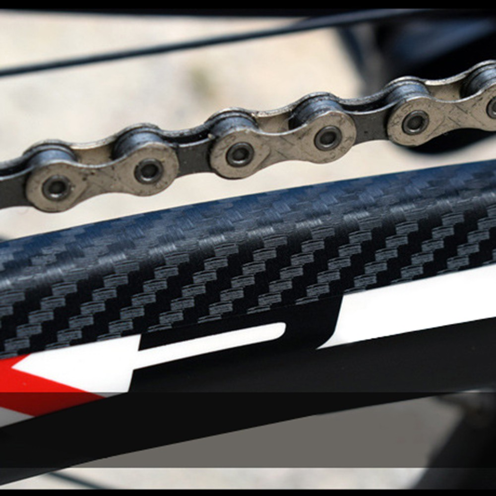 MTB Bike Chain Stay /& Frame Scratch Protector Bicycle Protective Sticker Paster