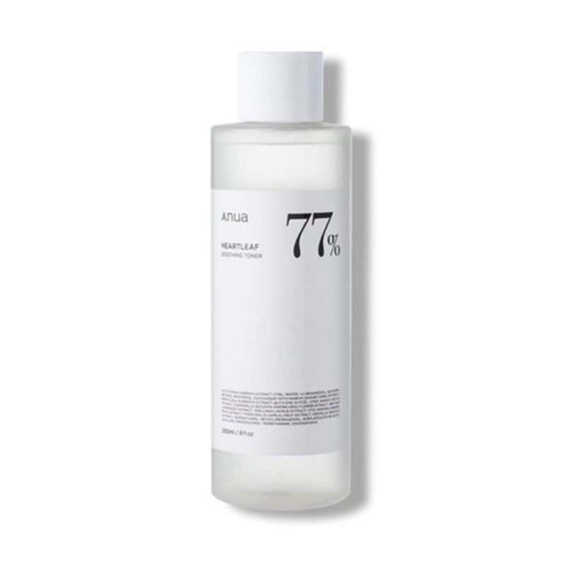 โทนเนอร์​ Anua​ Heartleaf 77% Soothing Toner