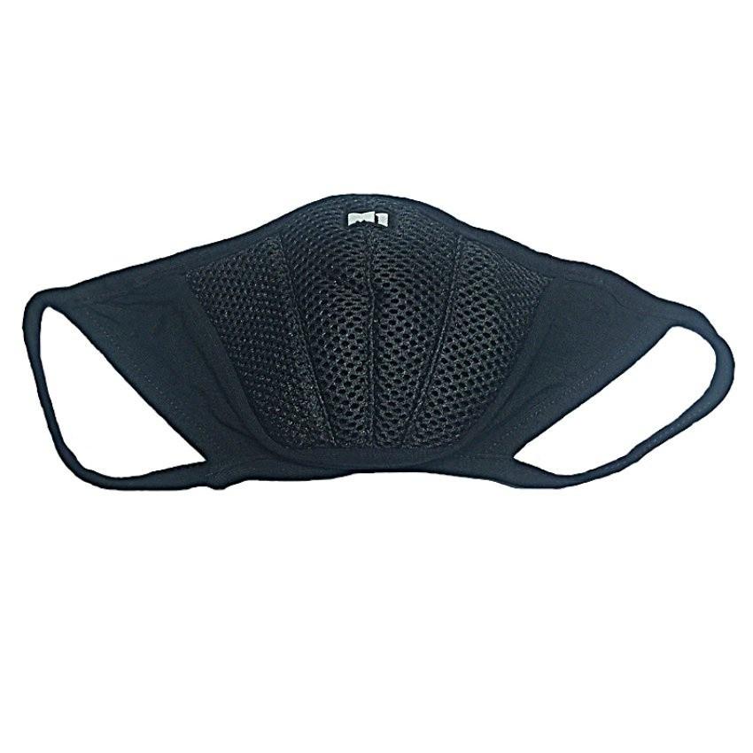 pp19_shop หน้ากากอนามัยคาร์บอน หน้ากากอนามัยสีดำ M1 ผ้าปิดจมูกกรองฝุ่น รุ่น K8 pack 4 หน้ากากอนามัยทางการแพทย์
