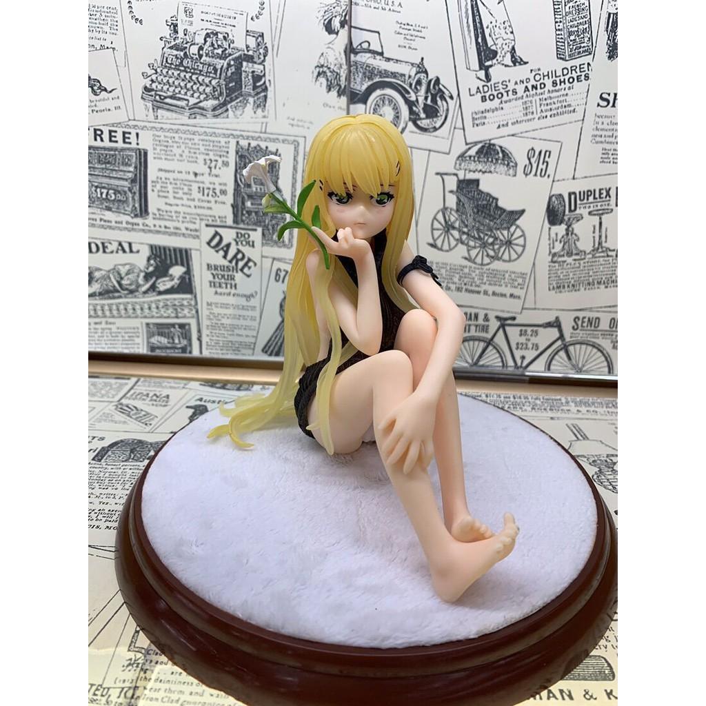 Sin And Punishment Girl Yuuri Kannagi 1//6 Figure 13.5cm Statue Toy No Box