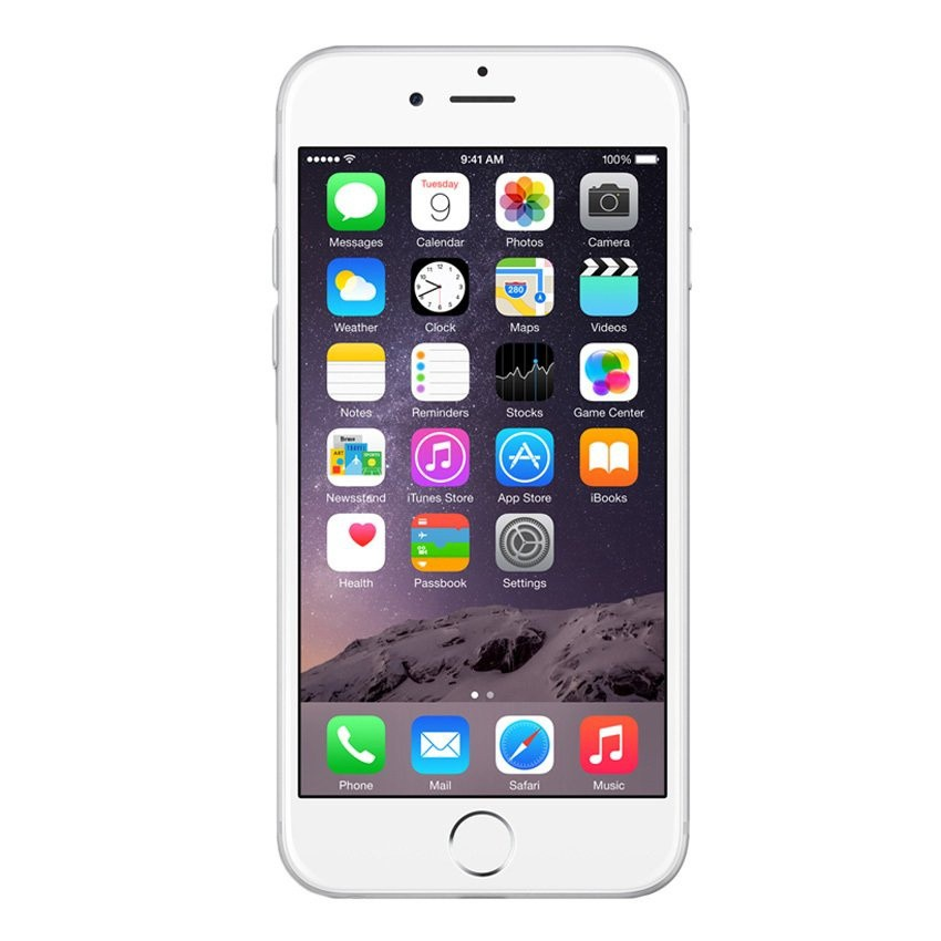 Apple iPhone 6 Plus 64GB True - Silver