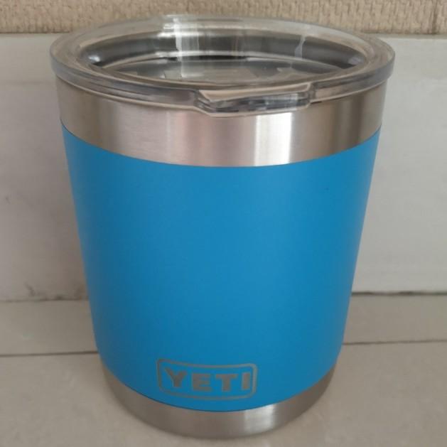 แก้วเยติ YETI แท้ รุ่น RAMBLER 10 Lowball