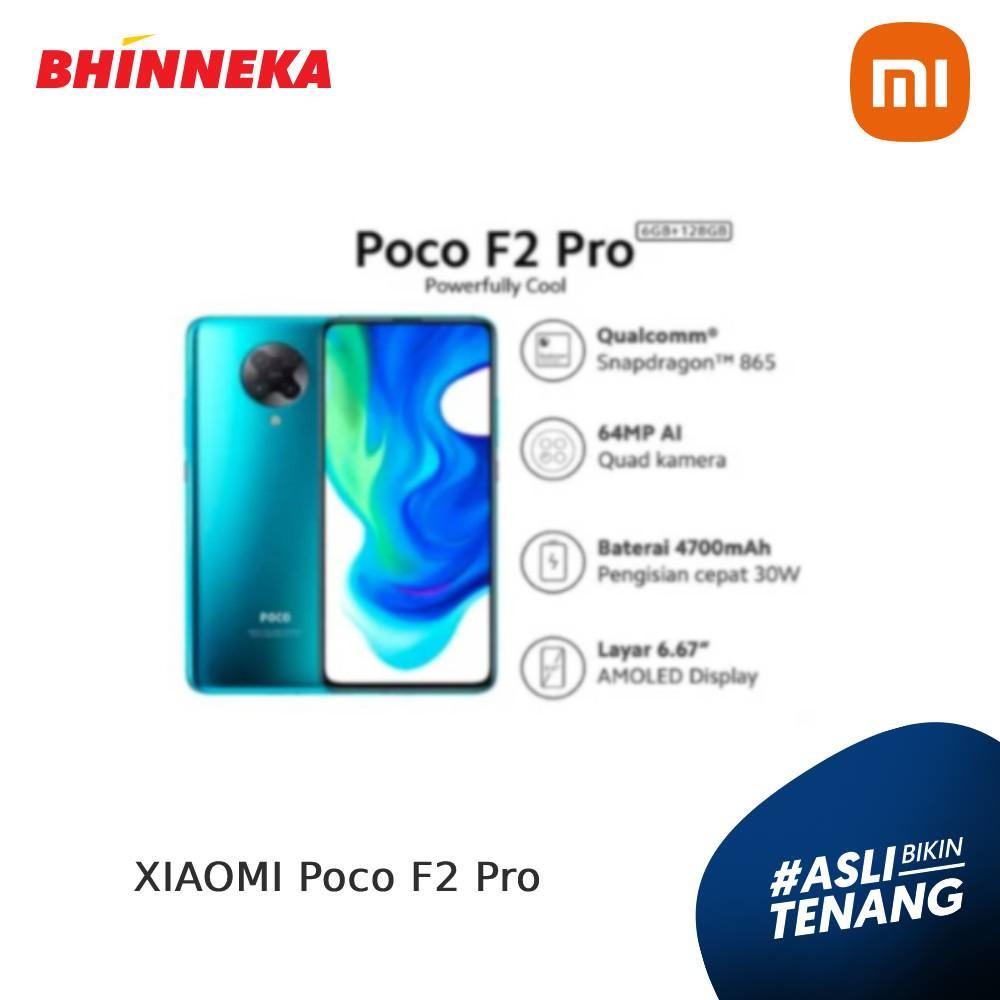 XIAOMI Poco F2 Pro 6GB/128GB Smartphone Garansi Res