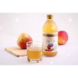 Spectrum 473 ml. 💥Apple Cider Vinegar Organic น้ำส้มสายชูออร์แกนิคหมักแอปเปิ้ล สเปกตรัม ACV ราคาพิเศษ ด่วน! 💥
