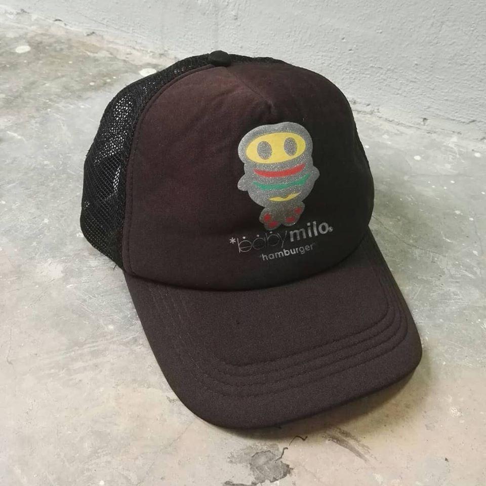 หมวกแก๊ป Baby Milo