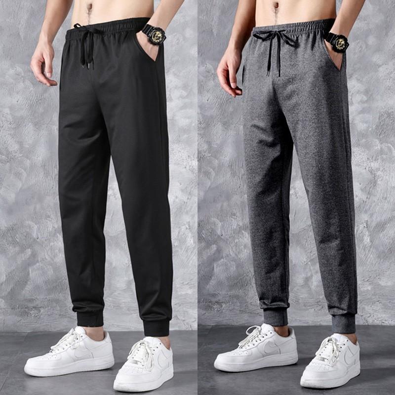 กางเกงวอร์ม กางเกงขายาว กางเกงขายาวผู้ชาย กางเกงจ็อกเกอร์ กางเกงผู้ชายไซส์ใหญ่ กางเกง5ส่วนผู้ชาย กางเกงสเลคผู้ชาย Sk01.