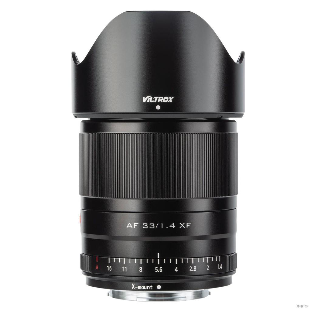 VILTROX 23/33/56mm F1.4 XF Auto Focus Large Aperture APS-C Lens for fujifilm fuji X-Mount X-H1 X20 T30 X-T100 X-Pro2 Cam