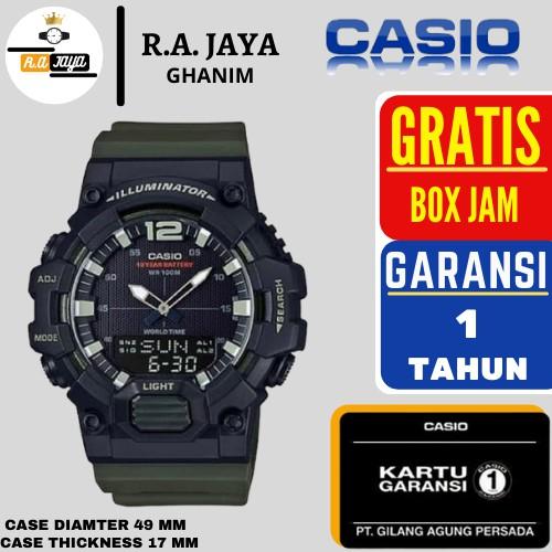 Casio นาฬิกาข้อมือคาสิโอสําหรับผู้ชาย Hdc - 700-3 Avdf / Hdc 700 / Hdc 7003