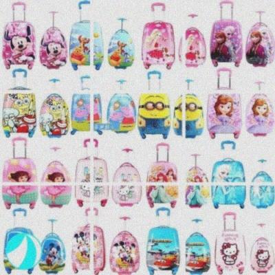 ✓☢✇กระเป๋าเดินทางเจ้าหญิง กระเป๋าเดินทางสาวนักเรียน 16 นิ้ว กระเป๋าเดินทางสำหรับเด็ก สำหรับเด็ก เด็ก เด็ก ใช้ในบ้านได้