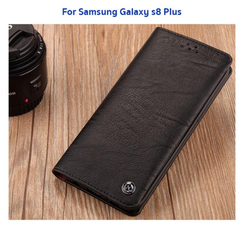 XUNDD Gentleman Leather case เคสหนังฝาปิด ของแท้ สำหรับ Samsung Galaxy S8 Plus #1290
