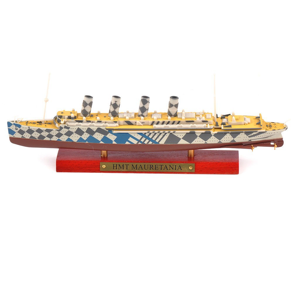 ATLAS 1:1250 Diecast Alloy Finished Cruise Ship Model For RMS CELTIC Boat Model