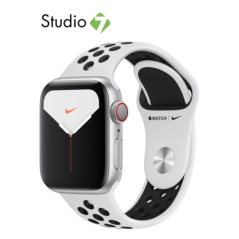 Apple Watch Nike Series 5 GPS + Cellular Aluminium Case with Nike Sport Band สมาร์ทวอช, แอปเปิ้ลวอช by Studio7