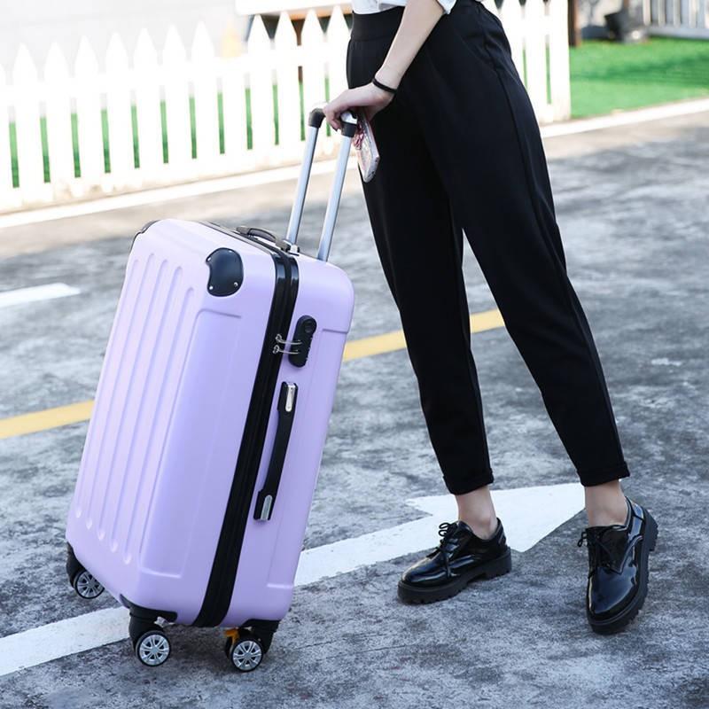 กระเป๋าเดินทางกระเป๋าเดินทาง Chassis 24 ขนาด 67 ซม. สําหรับผู้ชายผู้หญิง